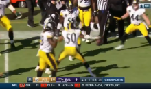 Ryan Shazier Mocked Ray Lewis With Signature Dance After Interception (VIDEO)