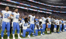 REPORT: Martha Ford Begged Lions Players To Stand For Anthem, Promised To Back Causes Financially