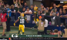 Aaron Rodgers' Game-Winning TD To Defeat Cowboys Is Even Better With Titanic Music (VIDEO