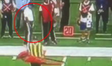 Guy Posts Video Claiming The NFL Cheated For The Cowboys By Moving First Down Marker (VIDEO)