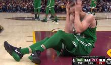 Celtics' Gordon Hayward Suffers HORRIFIC Leg Break vs. Cavs (VIDEO)