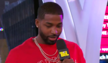 Tristan Thompson Says He Listens to Taylor Swift Before Heated Games Against The Warriors (VIDEO)