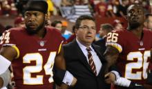 Dan Snyder Bans Redskins Players From Kneeling During Anthem or Face Benching