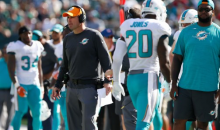 Miami Dolphins Investigating Incriminating Video of Coach Using Drugs (VIDEO)