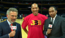 LaVar Ball Responds To Patrick Beverley Yelling 'Weak Ass Motherf–Ker' To Lonzo After The Game