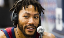 Derrick Rose Says Someone Is Paying Him Big After Next Season: 'You've Got To Pay Me Double'