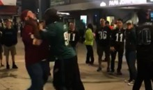 Longer Video Emerges From The Eagles-Redskins Fans Brawling During MNF (VIDEO)