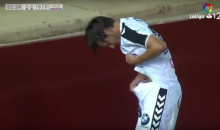 Soccer Player Requires 10 Stitches After Getting Kicked in the Crotch  (VIDEO)