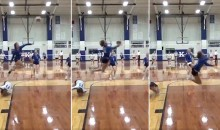 High School Volleyball Player With One Of THE BEST Plays Of The Year In Any Sport, At Any Level (Videos)