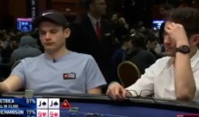 Poker Player Loses Hand On The Unluckiest Flop Of All Time (Video)