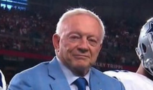 Jerry Jones Says Cowboys Fans Expect Their Players To Stand For The National Anthem