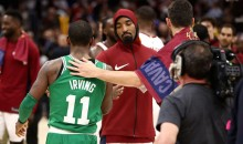 Report: Cavs Opted NOT To Run Kyrie Irving Tribute Video After Players Objected
