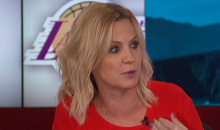 Michelle Beadle Blames ESPN For Constantly Putting LaVar Ball on TV: 'It's Not About His Kid Anymore' (VIDEO)