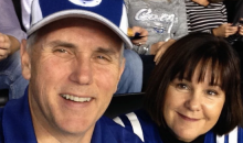Turns Out The Picture VP Mike Pence Tweeted From The Colts Game Was From 2014