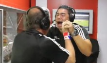 Panama Soccer Announcers Go BANANAS When Team Qualifies For Its First Ever World Cup (VIDEO)