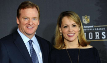 Roger Goodell's Wife Has A Kevin Durant-Style Fake Twitter Account to Defend Her Husband