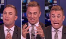 ESPN Soccer Analyst Taylor Twellman Goes On All-Time EPIC Rant After USMNT Fails To Qualify For World Cup (Video)