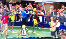 Multiple Dallas Cowboys Fans Caught Cheering After Packers Game-Winning Touchdown