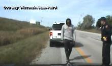 Aaron Jones Dash Cam Footage Released From Marijuana Arrest (VIDEO)