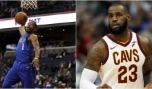 LeBron Says The Knicks Screwed Up Big Time By Not Drafting Dennis Smith Jr. (VIDEO)