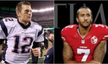Tom Brady on Colin Kaepernick: 'He's A Damn Good Quarterback' (AUDIO)