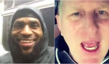 Michael Rapaport Puts A Bounty On LeBron James' Head For Clowning Around On NY Subway (VIDEO)