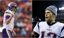 ESPN's NFL Live Put Up Worst Graphic Ever When They Compared Case Keenum To Tom Brady (PIC)