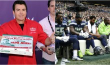 Papa John's Apologizes For Comments About NFL Player Protests, Says 'F*ck Neo Nazis'