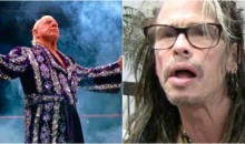 Steven Tyler Says Ric Flair is 'Full of Sh*t' With Talk of Banging 10,000 Chicks (VIDEO)