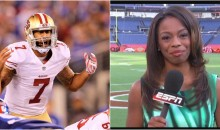 ESPN's Josina Anderson Takes Jab At Patriots For Not Bringing In Colin Kaepernick
