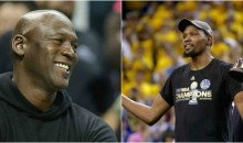 Kevin Durant Says Michael Jordan 'Didn't Go Through What I've Dealt With'