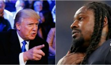 Donald Trump Rips Marshawn Lynch For Standing During Mexican Anthem & Sitting During U.S. Anthem (TWEET)