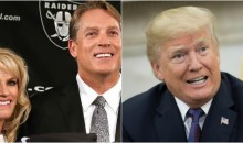 Jack Del Rio's Wife, Linda, Says She Regrets Voting for Trump After Visiting Mexico