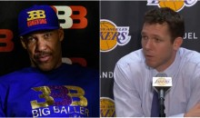 LaVar Ball Says He Can Coach Lonzo Better Than Luke Walton: 'They Don't Know How To Coach My Son'