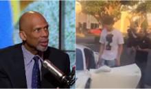 Kareem Abdul-Jabbar Says LiAngelo Ball Driving A Ferrari Around UCLA is Disgusting (VIDEO)