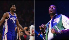 Joel Embiid & 76ers Co-Owner Michael Rubin Reportedly Visited Meek Mill in Prison