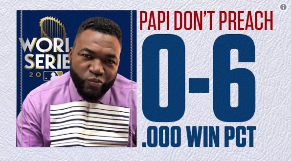 Big Papi World Series Predictions