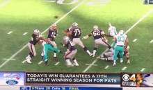 It Certainly Appeared As Though Cameron Wake Tried to Tear Tom Brady's ACL (VIDEO)