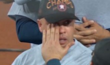 Postseason Legend Carlos Beltran Brought to Tears After Finally Winning World Series (VIDEO)