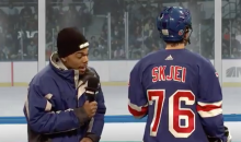 Chance The Rapper Plays Clueless Hockey Reporter In Hilarious SNL Sketch (VIDEO)