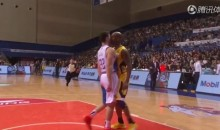 Jimmer Fredette, Stephon Marbury Get into Shoving Match During Game in China (VIDEO)