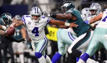 Dak Prescott's Terrible Game Against Eagles Explained With Just One Stat (Video)