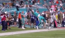 Dolphins' DeVante Parker Makes 'Catch Of The Year' (VIDEO)
