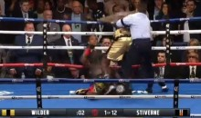 Deontay Wilder Channels His Inner Mike Tyson & Destroys Bermane Stiverne With 1st Round KO (VIDEO)