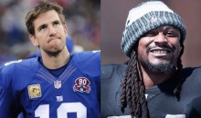 Fake Marshawn Lynch Account Tweets HILARIOUS Response to Eli Manning Getting Benched, Fools EVERYONE! (TWEETS)