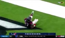 Texans RB D'Onta Foreman Suffers Scary Ankle Injury After Scoring 34-Yard TD (VIDEO)