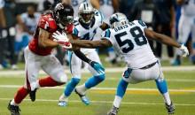 Panthers' Thomas Davis Accuses Falcons Of Hiding Devonta Freeman Concussion (TWEET)