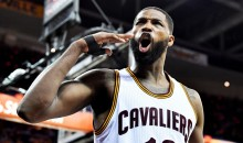 Kardashian Curse? Cavs' Tristan Thompson Expected To Miss A Month With Calf Injury