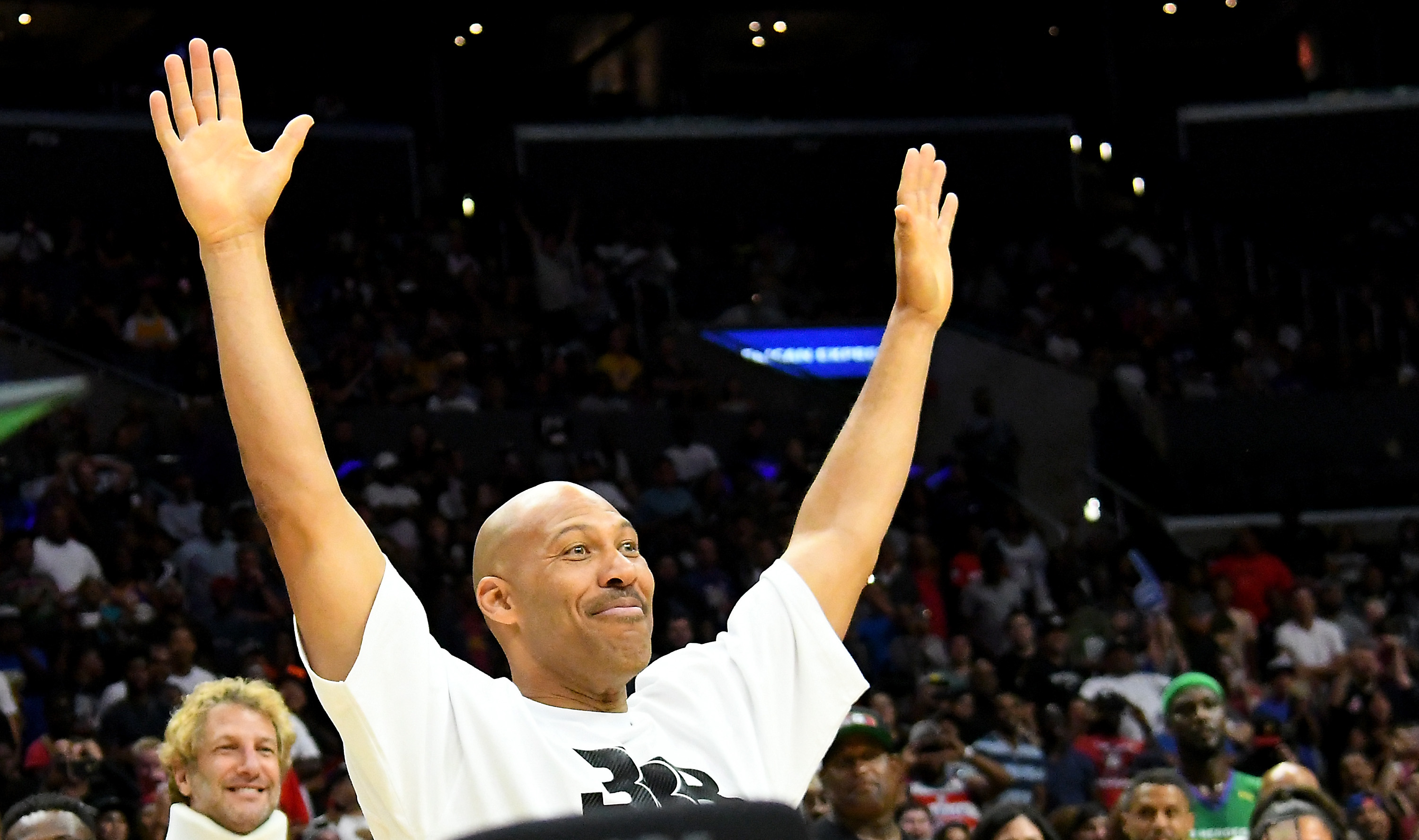 LaVar Ball Says He Sent Donald Trump A Pair Of BBB ZO2s