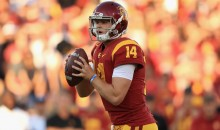 Sam Darnold Will Reportedly Stay In School If Browns Have No. 1 Pick In 2018 Draft